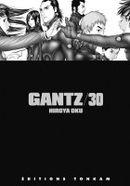 Couverture Gantz, tome 30