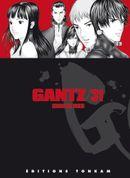 Couverture Gantz, tome 31