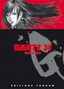 Couverture Gantz, tome 34