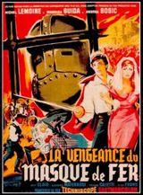 Affiche La Vengeance du masque de fer