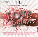 Pochette 100 Essential Tracks: Love Songs