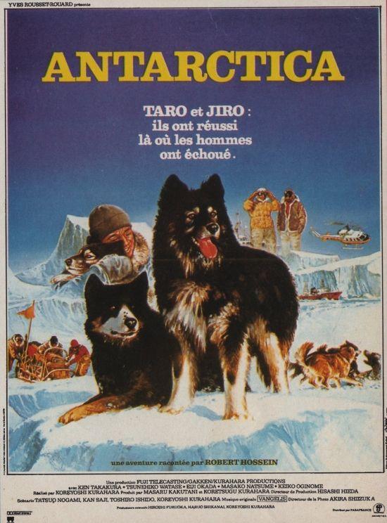 ANTARTICA TÉLÉCHARGER 1983 FILM