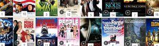 Cover Les pires films de tous les temps! (selon les spectateurs d'Allociné)
