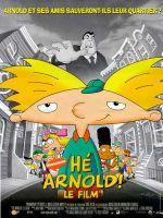 Affiche Hé Arnold ! le film