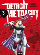 Couverture Detroit Metal City, tome 3