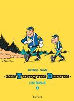 Couverture Les Tuniques Bleues - L'intégrale, Tome 2