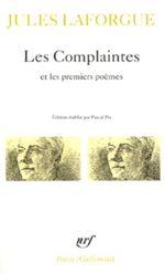 Couverture Les Complaintes