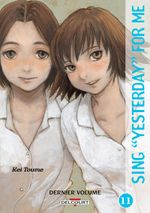 Couverture Sing Yesterday For Me, tome 11