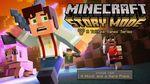 Jaquette Minecraft Story Mode : Épisode 4 - Entre le marteau et l'enclume