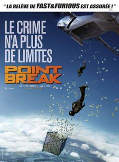 Affiche Point Break