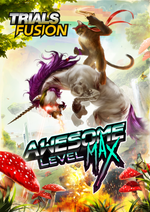 Jaquette Trials Fusion : Awesome Level Max