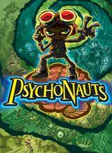 Jaquette Psychonauts