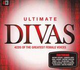 Pochette Ultimate Divas