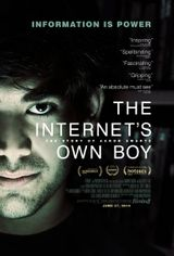 Affiche The Internet's Own Boy : The Story of Aaron Swartz