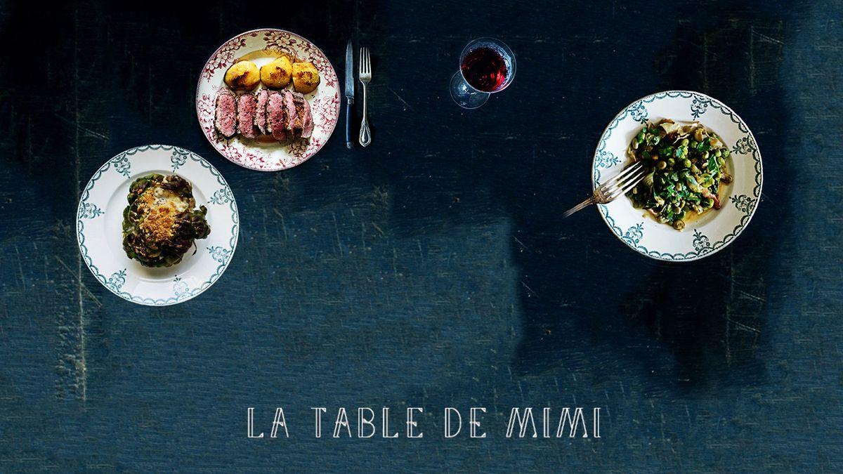 Saisons de la table de mimi 2013 senscritique for La table de mimi