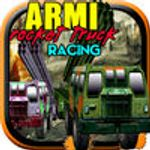 Jaquette Army Rocket Truck Racing