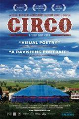 Affiche Circo