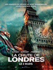 Affiche La Chute de Londres