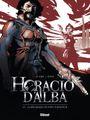 Couverture La République du point d'honneur - Horacio d'Alba, tome 1