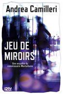 Couverture Jeu de miroirs