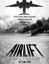 Affiche Airlift