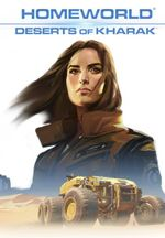 Jaquette Homeworld : Deserts of Kharak