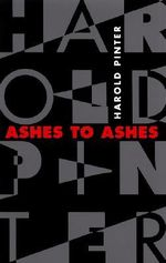 Couverture Ashes to Ashes