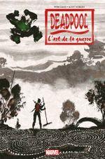 Couverture Deadpool : L'Art de la guerre