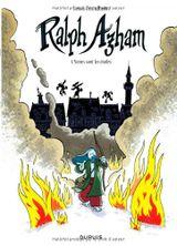 Couverture Noires sont les étoiles - Ralph Azham, tome 3
