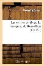 Couverture La Marquise de Brinvilliers