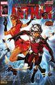 Couverture Les derniers jours - Ant-Man, tome 4