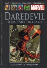 Couverture Daredevil : Sous l'aile du diable