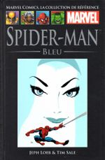 Couverture Spider-Man : Bleu