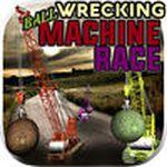 Jaquette Wrecking Ball Machine Race