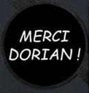Affiche Merci Dorian
