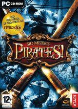 Jaquette Sid Meier's Pirates !