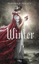 Couverture Winter - Les Chroniques Lunaires, tome 4