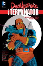 Couverture Deathstroke: The Terminator Vol. 2: Sympathy For The Devil