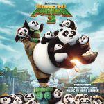 Pochette Kung Fu Panda 3 (OST)