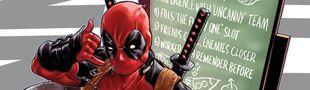 Cover Les meilleures histoires de Deadpool