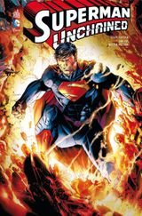 Couverture Superman Unchained