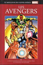 Couverture Les Avengers - Le Meilleur des super-héros Marvel, tome 1
