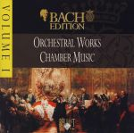 Pochette Bach Edition, I: Orchestral Works/Chamber Music