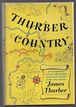 Couverture Thurber Country