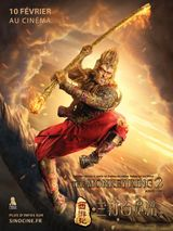 Affiche The Monkey King 2