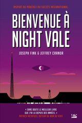 Couverture Bienvenue à Night Vale