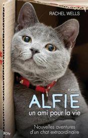 Couverture Alfie, un ami pour la vie