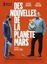 Affiche Des nouvelles de la planète Mars