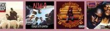 Cover Rap, Hip-hop : Trente années en 150 albums de Kurtis Blow à Odd Future - Sylvain Bertot