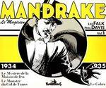 Couverture Mandrake - vol.1 - 1934/1935